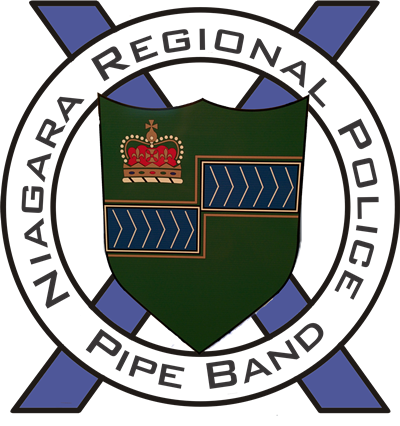 NRP Pipe Band Crest