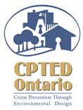 Crime Prevention Through Environmental Design Ontario Logo
