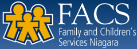 Logo of Family and Children's Services Niagara