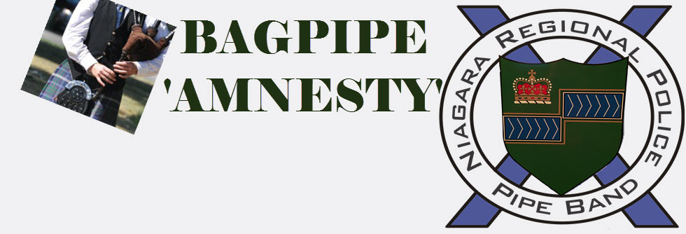 Bagpipe Amnesty banner image