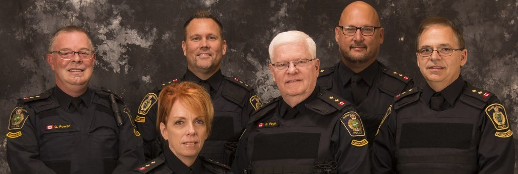 photo of NRPS police chaplains