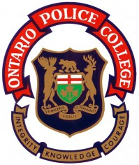 Ontario Police College Crest