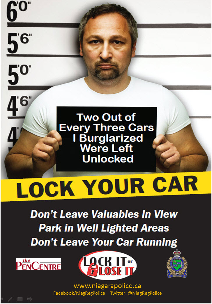 Lock It or Lose It Poster
