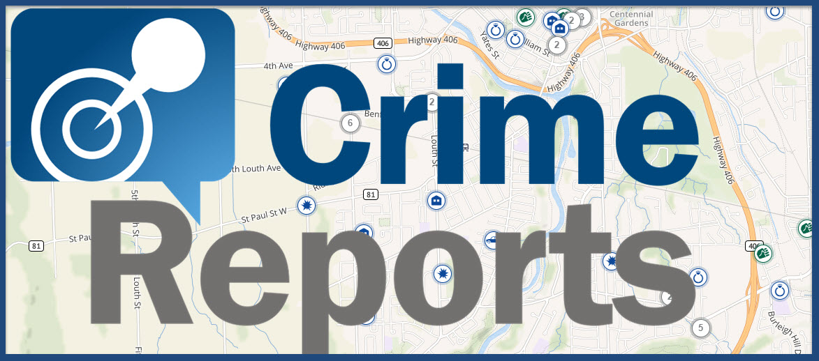Link to Crime Reports