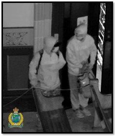 Photo of suspects