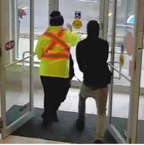 Bank Robbery - Grimsby Scotiabank - Suspects
