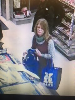 Suspect to ID - use stolen credit card