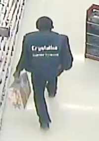 Suspect to ID - shoplifting