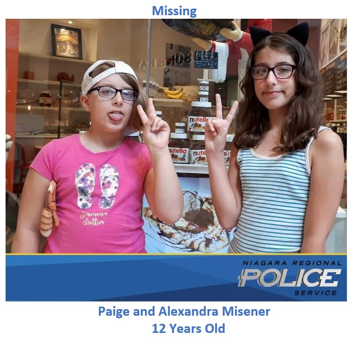Photo of missing females