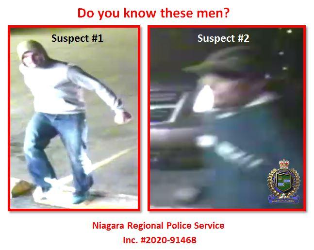 unknown assault suspects
