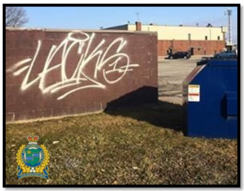 Photo of Graffiti (Lacks)