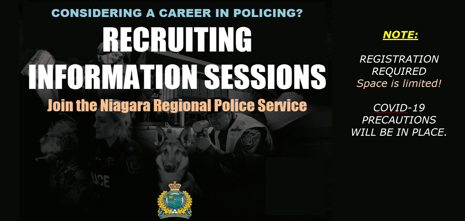 Recruiting Info Sessions